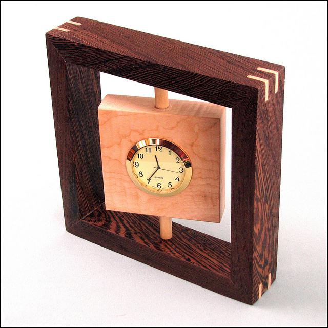 PDF DIY Wood Projects Clock Download Pirate Treasure