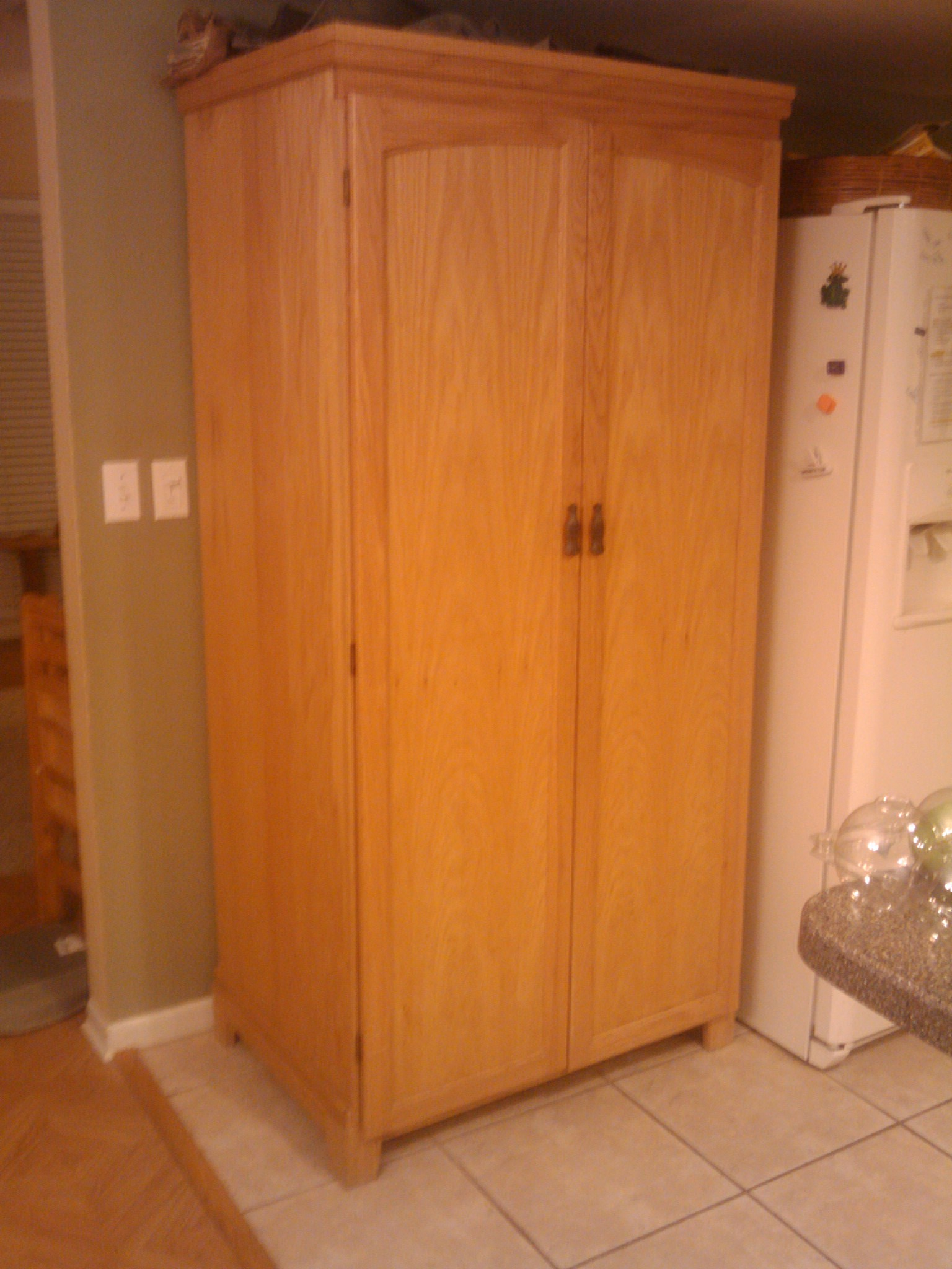 stuff i 39 ve built the kitchen pantry tom 39 s workbench