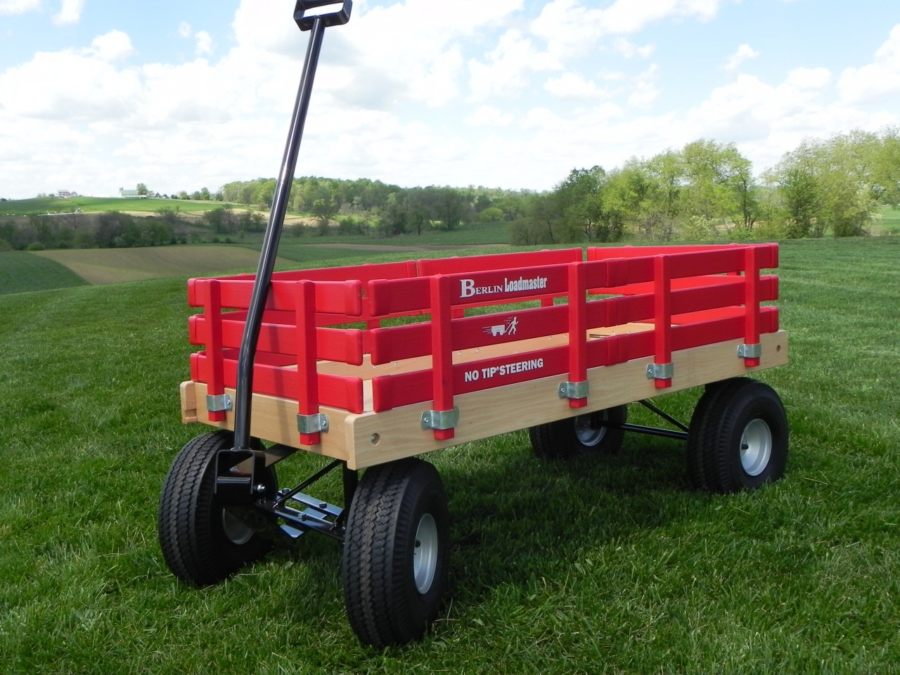 Amish Wagon Parts : Link of the week berlin flyer wooden wagons tom s workbench