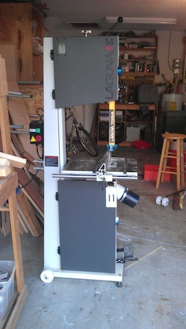 My Laguna Band Saw