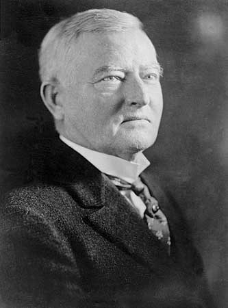 The honorable John Nance Garner