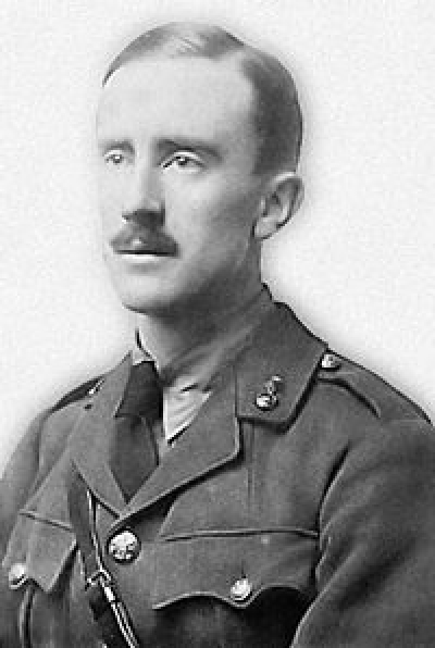 JRR Tolkien was a World War I veteran