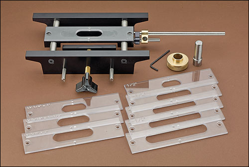 The mortise pal