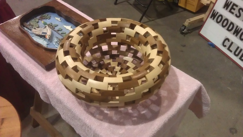 Those Central Florida woodwturners can do some SWEET work!