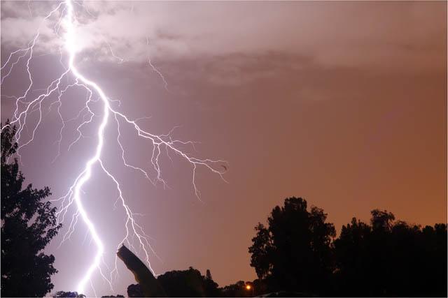 Yeah, we have lightning