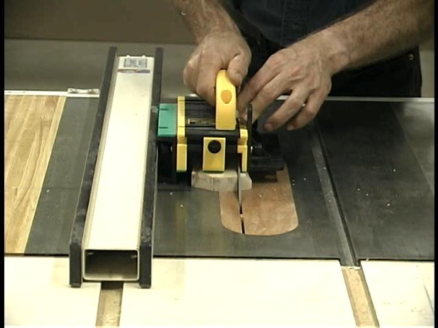 A Grr-ripper push block in action