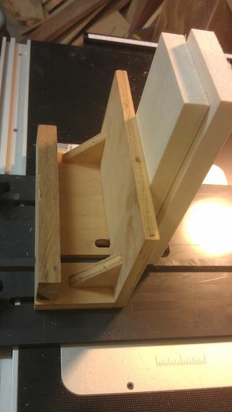 Scrap wood jig