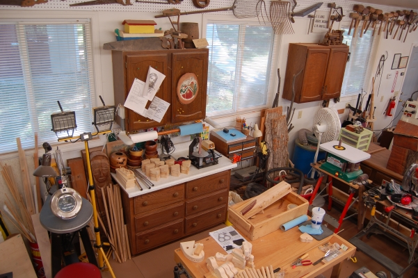 small woodworking workshops