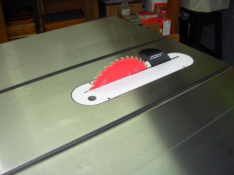 A riving knife