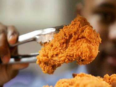 Mmmm, Publix fried chicken