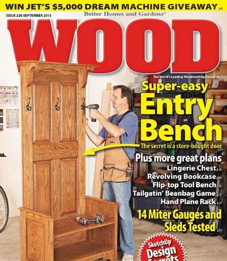 September 2013 Wood Magazine
