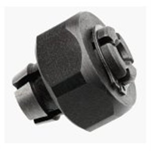 A router collet