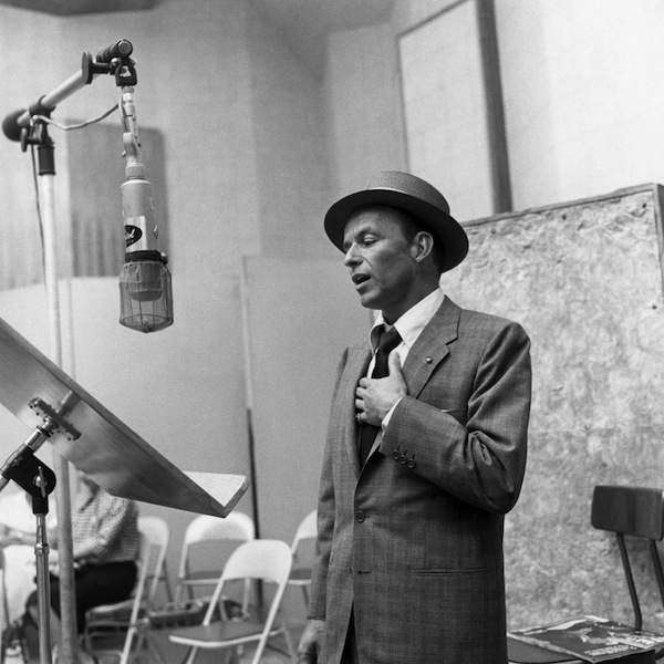 Francis Albert Sinatra...