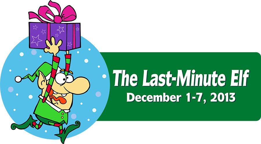 The Last Minute Elf