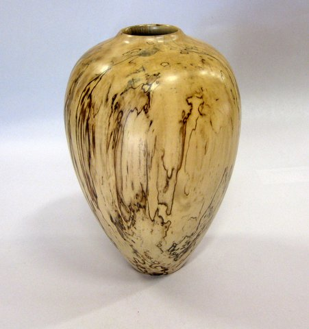 A gorgeous vase turned by Bruce Wood of Aukland