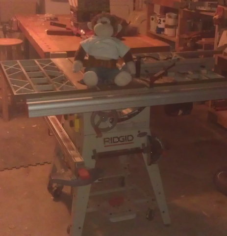 This poor saw...
