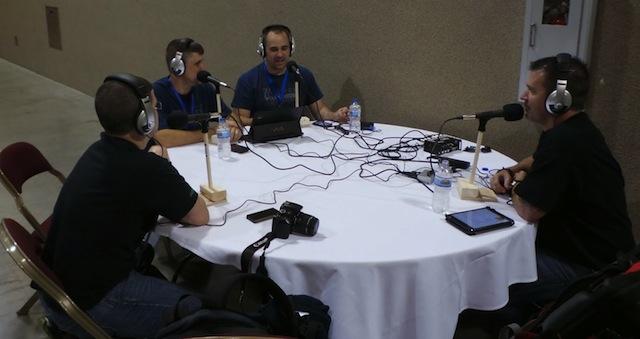 The MWA Podcast - LIVE