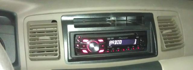 My car's Radio