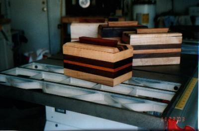 Christmas Boxes, 2003