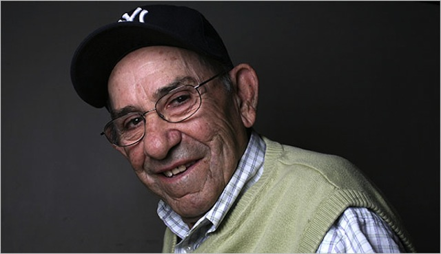 Hey, Yogi!