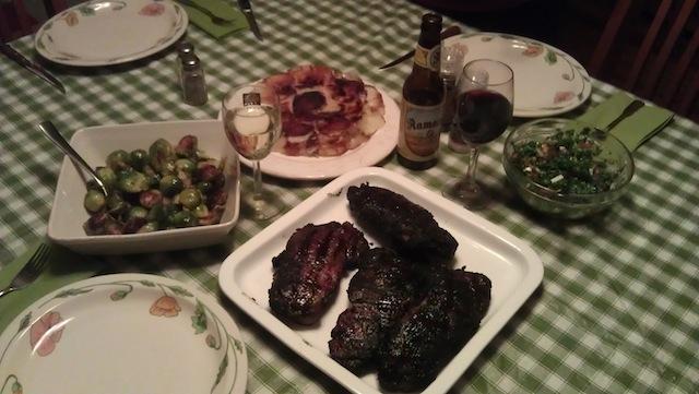 Dinner - YUM