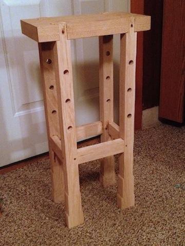Roubo stool
