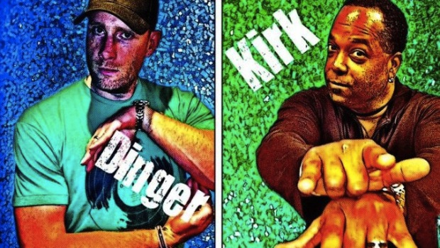 The Kirk and Dinger Morning Show