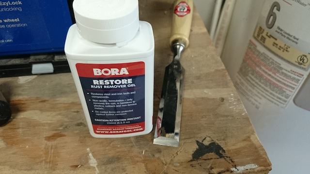 Rust restorer