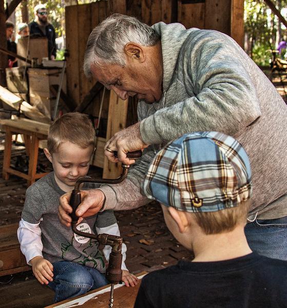 Bridging the generations