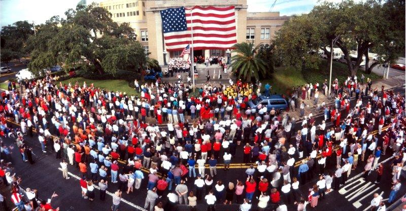 pinellas honors america