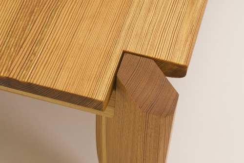 Perfect A Southern Yellow Pine Table By Michael Hurwitz Furniture