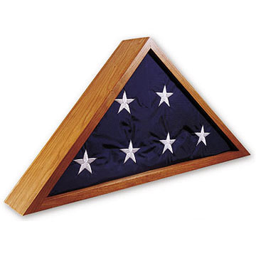 Wooden Flag Display Case Plans