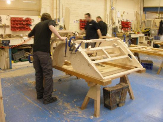 Link of the week: The Morgan Motor Company | Tom\'s Workbench