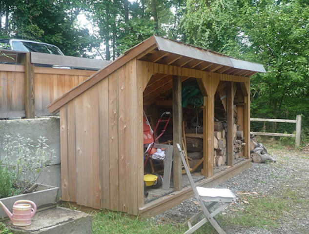 The Weekendr Woodshed