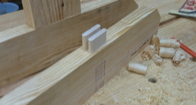 The mortise pal was here