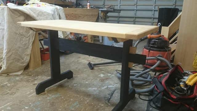The table just before it left my shop