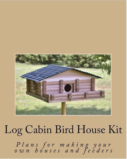Ralph's bird house building kit