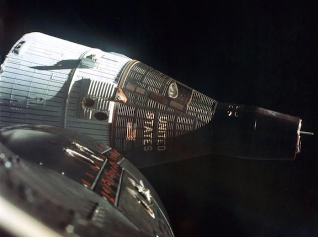 Gemini 6 and 7