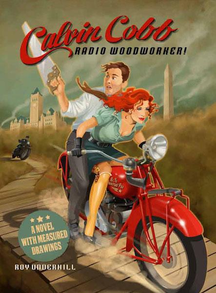 Calvin Cobb: Radio Woodworker