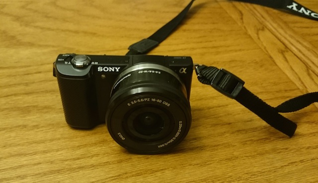The new Sony