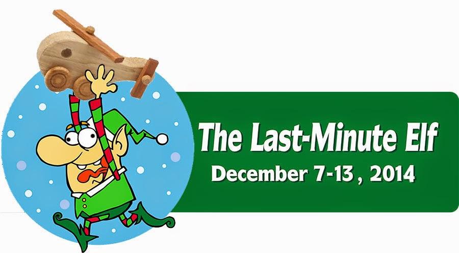 Last Minute Elf 2014