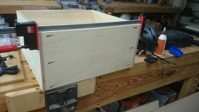 Drawer assembly