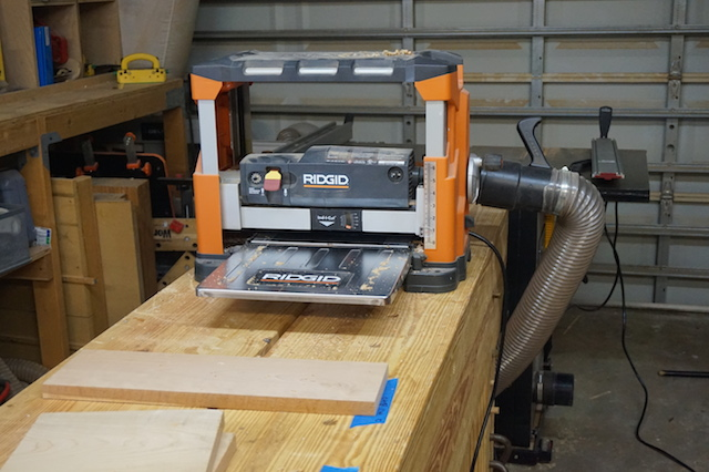 The planer