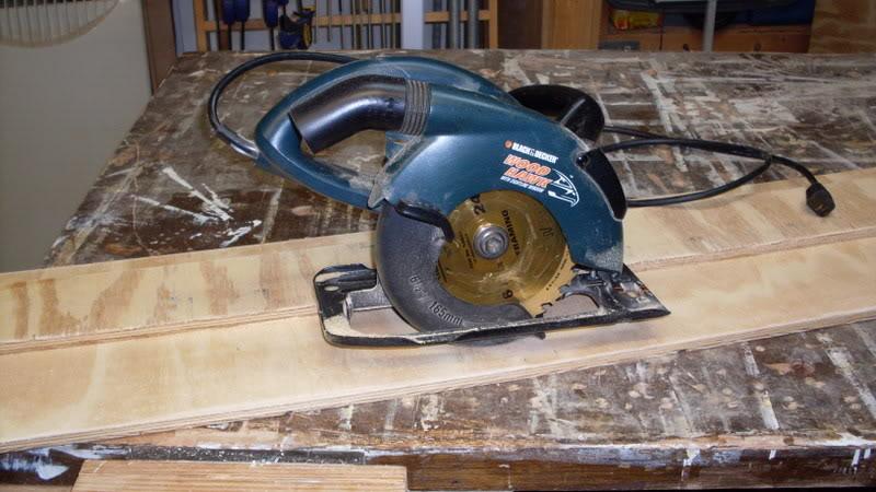 My old sawboard