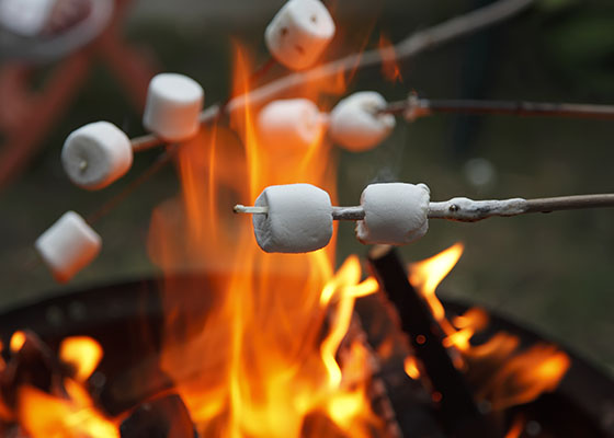 Mmmmmarshmallows!