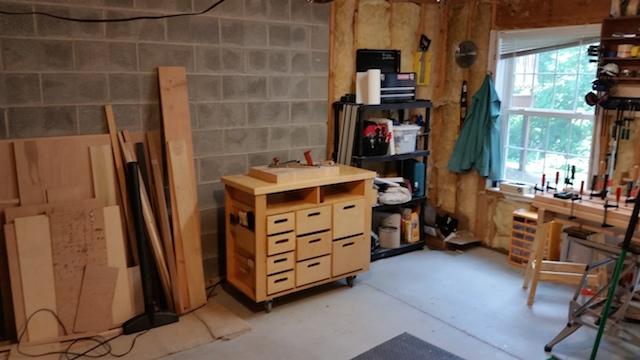 Eric's shop