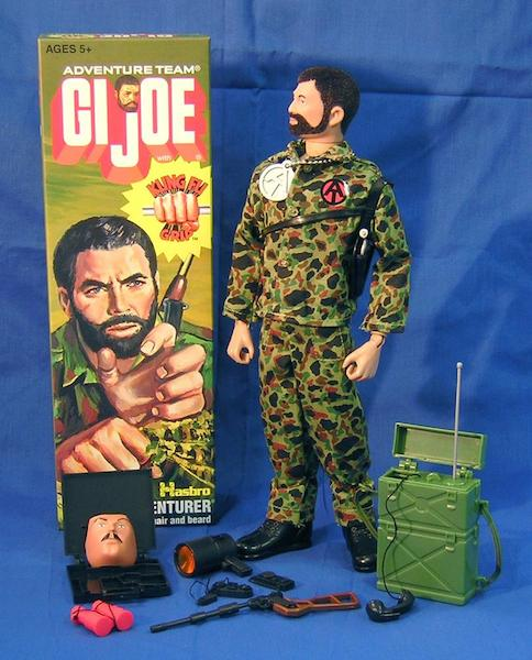 G. I. Joe, Homes