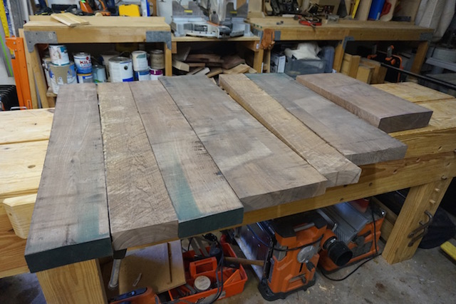 Rough walnut