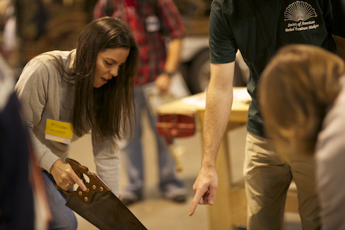 Fun for everyone at the Hand Tool Olympics
